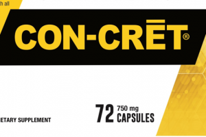 PATENTED CREATINE HCL DIETARY SUPPLEMENT CAPSULES