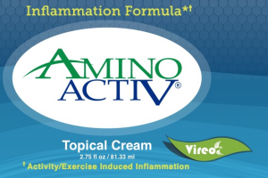 ACTIVITY/EXERCISE INDUCED INFLAMMATION FORMULA TOPICAL CREAM