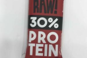 CRANBERRY 30% PROTEIN BAR