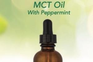 CBD HEMP MCT OIL WITH PEPPERMINT DIETARY SUPPLEMENT