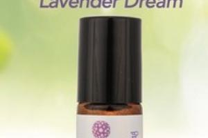 300MG CBD HEMP BODY OIL, LAVENDER DREAM