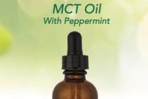 2500MG CBD HEMP MCT OIL WITH PEPPERMINT DIETARY SUPPLEMENT