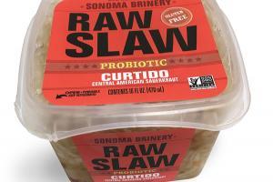 GLUTEN FREE PROBIOTIC CURTIDO RAW SLAW