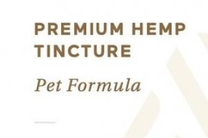 PREMIUM HEMP PET FORMULA TINCTURE