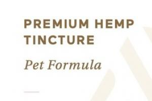 500MG PREMIUM HEMP TINCTURE PET FORMULA