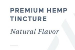 PREMIUM HEMP TINCTURE DIETARY SUPPLEMENT