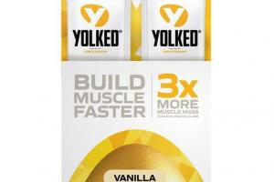 VANILLA BUILD MUSCLE FASTER