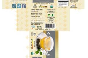 ROYAL WHITE ORGANIC TEA