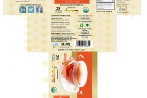 ORGANIC HERBAL CHAI TEA BAGS
