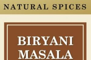 BIRYANI MASALA NATURAL SPICES