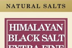 NATURAL HIMALAYAN BLACK SALT EXTRA FINE