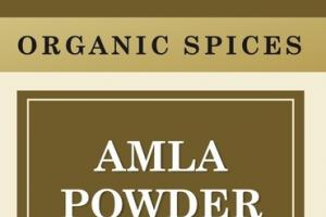 AMLA POWDER ORGANIC SPICES