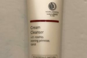 CREAM CLEANSER WITH ROSEHIP, EVENING PRIMROSE, CARROT