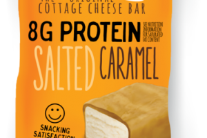 SALTED CARAMEL THE ORIGINAL COTTAGE CHEESE BAR