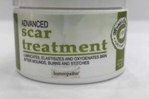 HOMEOPATHIC ADVANCED SCAR TREATMENT