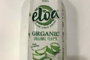 ORIGINAL FLAVOR ORGANIC ALOE VERA DRINK