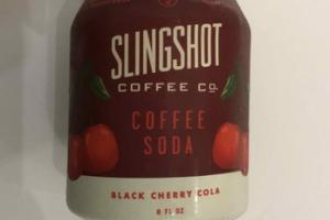 BLACK CHERRY COLA COFFEE SODA