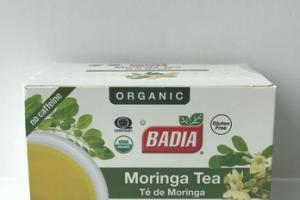 LEMON MORINGA TEA BAGS