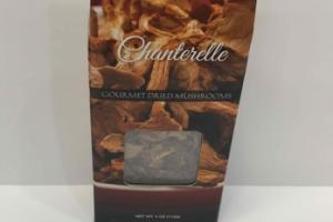 CHANTERELLE GOURMET DRIED MUSHROOMS
