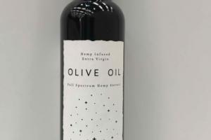 HEMP INFUSED EXTRA VIRGIN OLIVE OIL