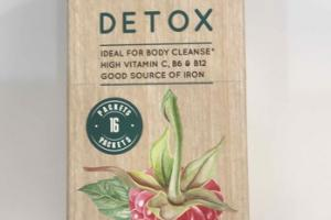DETOX DIETARY SUPPLEMENT