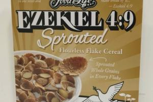 ALMOND SPROUTED FLOURLESS FLAKE CEREAL