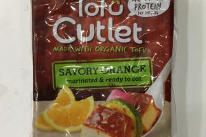 Tofu Cultlet