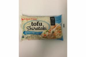 TOFU SHIRATAKI FETTUCCINE SHAPED NOODLE