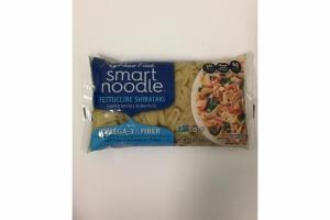FETTUCCINE SHIRATAKI SHAPED NOODLE SUBSTITUTE