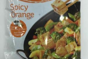 SPICY ORANGE TOFU + SAUCE STATER KIT