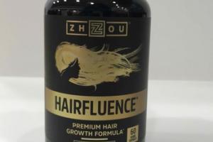HAIRFLUENCE PREMIUM HAIR GROWTH FORMULA DIETARY SUPPLEMENT VEGGIE CAPSULES