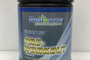 Pre-workout Formula Dietary Supplement