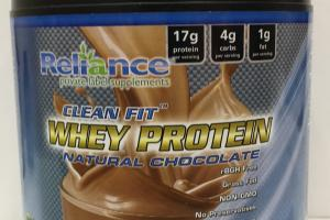 Clean Fit Whey Protein Natural Dietary Supplement