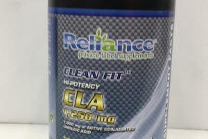 Hi-potency Cla 1,250 Mg Dietary Supplement