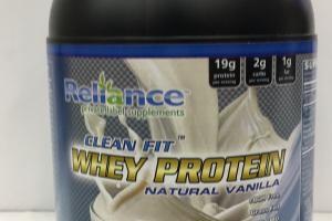 Whey Protein Dietary Supplement