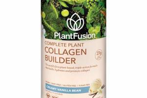 CREAMY VANILLA BEAN COMPLETE PLANT COLLAGEN BUILDER DIETARY SUPPLEMENT