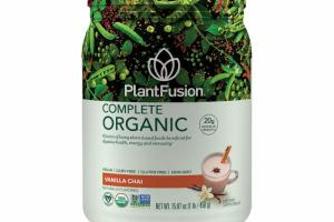 VANILLA CHAI COMPLETE ORGANIC DIETARY SUPPLEMENT