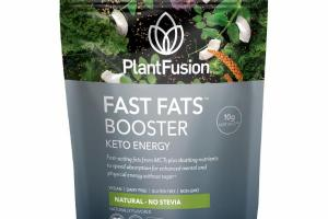 FAST FATS BOOSTER KETO ENERGY DIETARY SUPPLEMENT