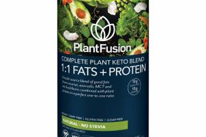 COMPLETE PLANT KETO BLEND 1:1 FATS + PROTEIN DIETARY SUPPLEMENT