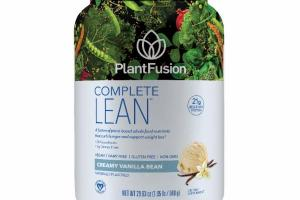 A FUSION OF PLANT-BASED WHOLE FOOD NUTRIENTS THAT CURB HUNGER AND SUPPORT WEIGHT LOSS DIETARY SUPPLEMENT, CREAMY VANILLA BEAN