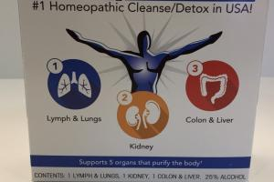 Homeopathic Cleanse/detox Drops