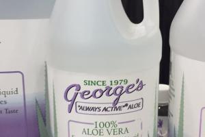 100% Aloe Vera