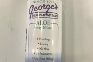 """ALWAYS ACTIVE"" ALOE SPRAY MISTER"