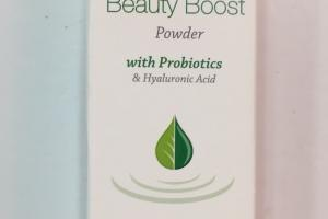 Probiotic Beauty Boost Powder With Probiotics & Hyaluronic Acid