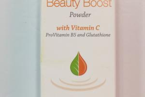 Vitamin C+ Beauty Boost Powder