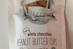 Organic Mini Peanut Butter Cups