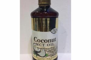COCONUT MCT OIL DIETARY SUPPLEMENT
