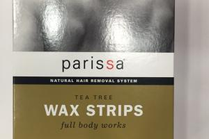 Tea Tree Wax Strips