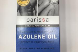 Soothing & Moisturizing Azulene Oil