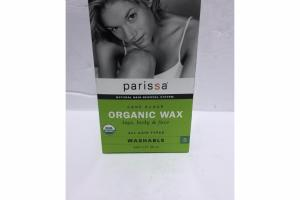 CANE SUGAR WASHABLE ORGANIC WAX LEGS, BODY & FACE